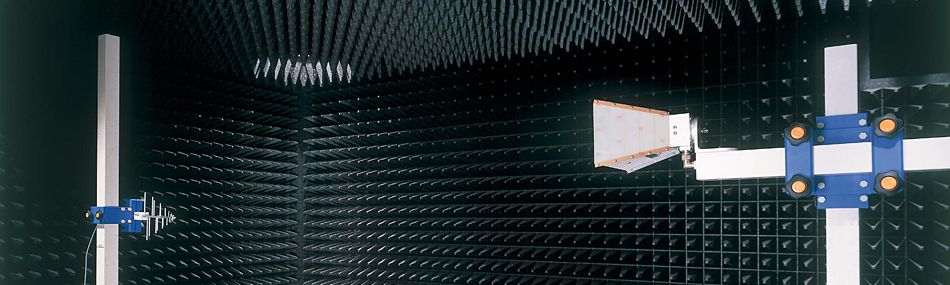 Anechoic Chamber for Antenna Evaluation image